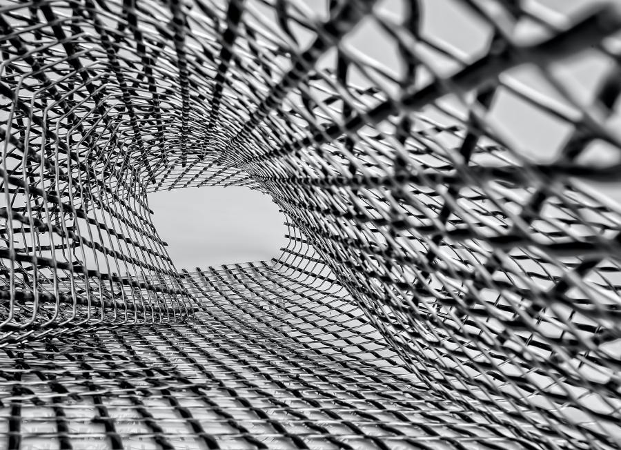 Wire Mesh - Photo by Ricardo Gomez Angel on Unsplash