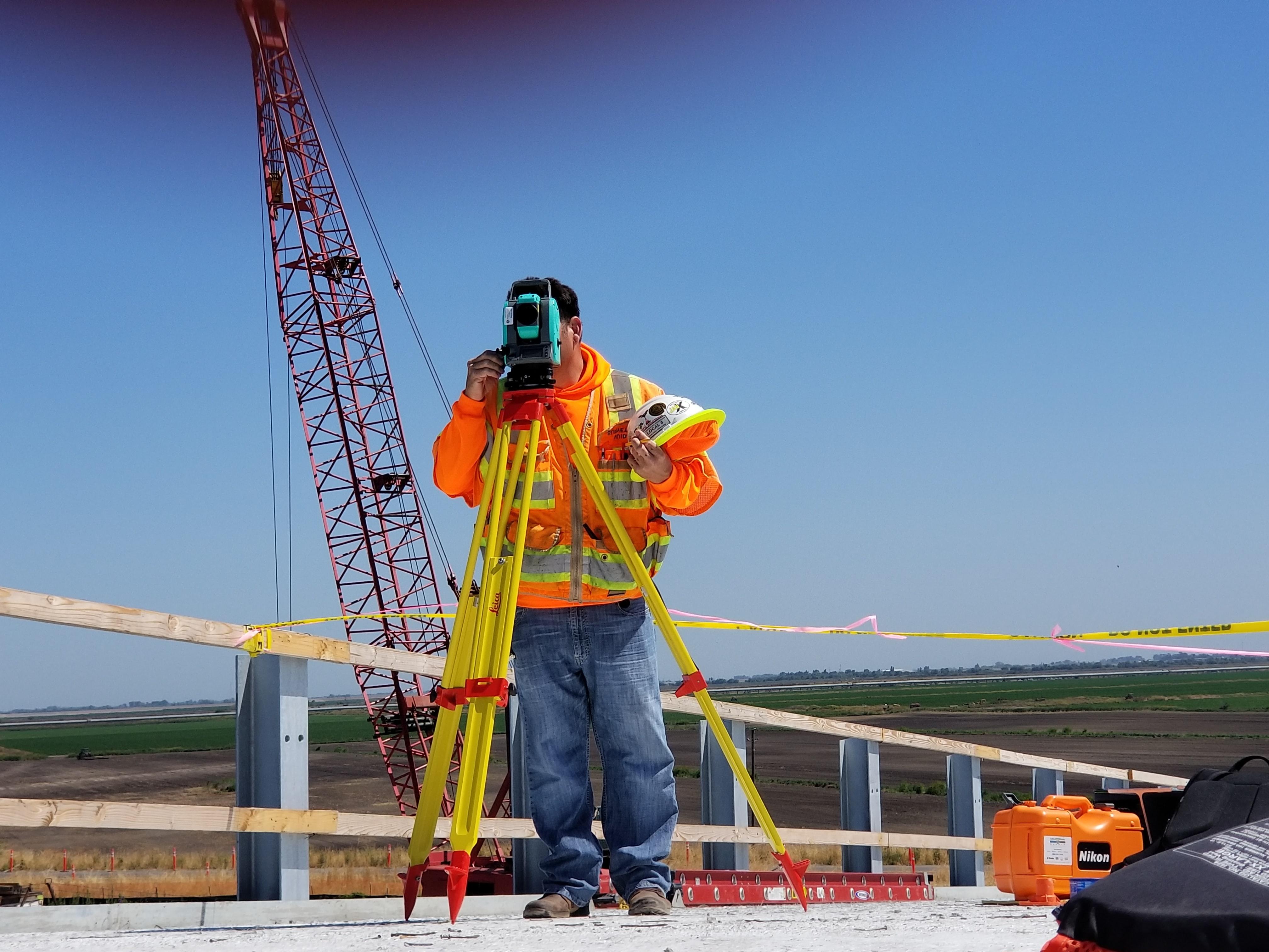 Surveyor - Photo by Scott Blake on Unsplash
